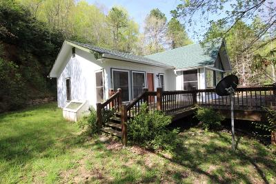 Single Family Home For Sale: 872 Daves Creek