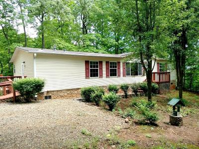 Macon County Single Family Home Pending/Under Contract: 33 Westfield Trace