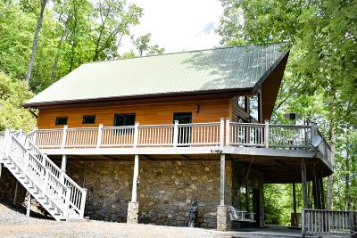 Jackson County Single Family Home For Sale: 195 Talasi Trail