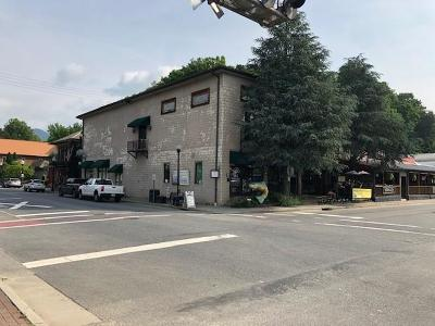 Bryson City Single Family Home For Sale: 3 Depot Street