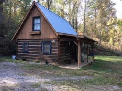 Sylva Single Family Home For Sale: 168 Travelers Nest