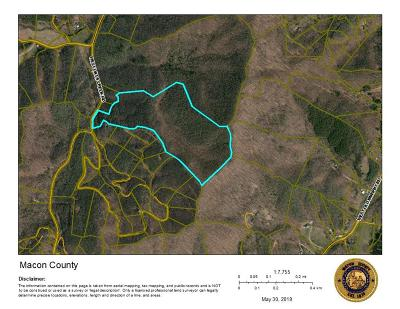 Franklin, Otto Residential Lots & Land For Sale: 00 W. Dills Creek Road