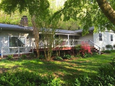 Cullowhee Single Family Home For Sale: 639 Edgewater Rd