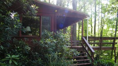 Sylva Single Family Home For Sale: 1135 North Fork Rd