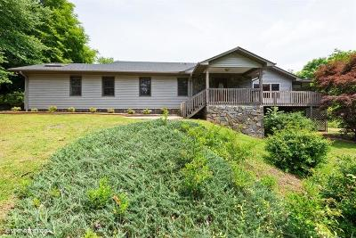Franklin Single Family Home For Sale: 201 Jander Mtn Rd