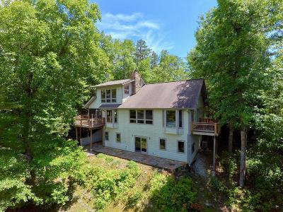 Bryson City Single Family Home For Sale: 68 Whispering Pines