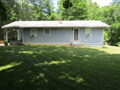 Otto Single Family Home Pending/Under Contract: 989 Windy Ridge Road
