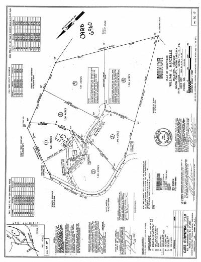 Franklin, Otto Residential Lots & Land For Sale: 000 Brendle Road