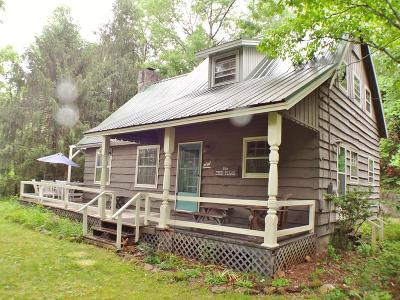 Macon County Single Family Home Pending/Under Contract: 260 Haughton Hills Rd
