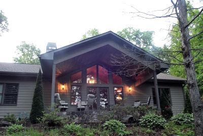 Bryson City Single Family Home For Sale: 196 Laurel Ln