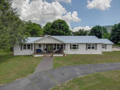 Franklin Single Family Home For Sale: 1188 Patton Road