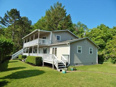 Franklin NC Single Family Home Pending/Under Contract: $185,000