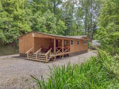 Sylva Single Family Home For Sale: 14 Gentle Ridge Rd