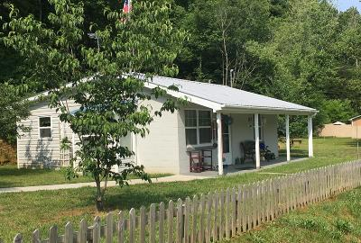 Jackson County Single Family Home Pending/Under Contract: 527 Sunset Farms Rd