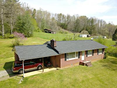 Sylva Single Family Home For Sale: 664 Greens Creek Rd