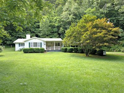 Sylva Single Family Home For Sale: 51 Chickadee Lane