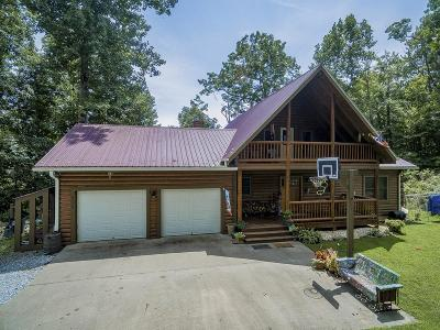 Watauga Vista Single Family Home For Sale: 515 Lukes Still Road