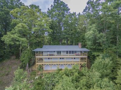 Franklin Single Family Home For Sale: 480 High Ridge Rd