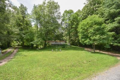 Franklin NC Single Family Home For Sale: $60,000