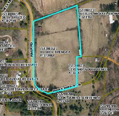 Franklin, Otto Residential Lots & Land For Sale: 138 Maple Breeze Lane