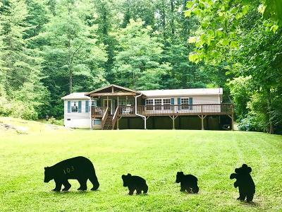 Jackson County Single Family Home For Sale: 103 Lullaby Ridge