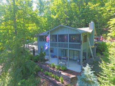 Franklin Single Family Home For Sale: 115 Timber Lane