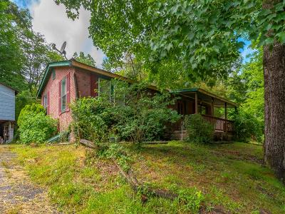 Whittier Single Family Home For Sale: 387 Sheep Rock Cove Road