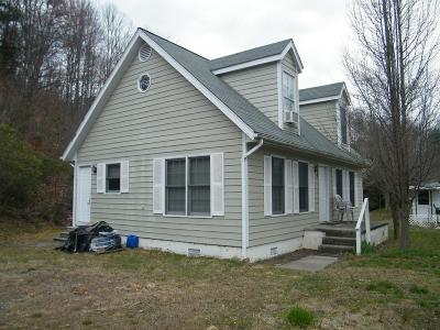 Sylva Single Family Home For Sale: 88 & 90 Jsd Farm Rd