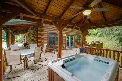 Whittier Single Family Home Pending/Under Contract: 348 Ridgetop Circle