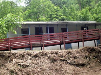 Bryson City Single Family Home For Sale: 336 Pigeon Creek Rd