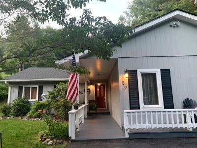 Cullowhee Single Family Home For Sale: 55 Calypso Lane