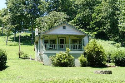 Macon County Single Family Home For Sale: 568 Windy Gap Road
