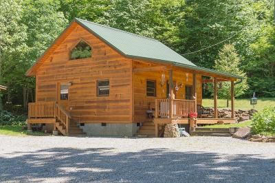 Sylva Single Family Home Pending/Under Contract: 288 Balsam Loop Rd