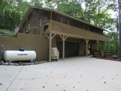 Franklin Single Family Home For Sale: 45 Pinecrest Drive