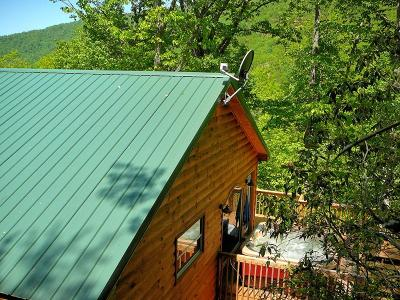 Bryson City Single Family Home For Sale: 157 Crosspatch Lane