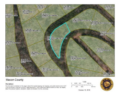 Franklin Residential Lots & Land For Sale: 00 Holly Springs Mtn. Estates