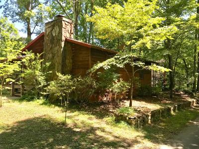 Bryson City Single Family Home For Sale: 185 Pointe Overlook Rd