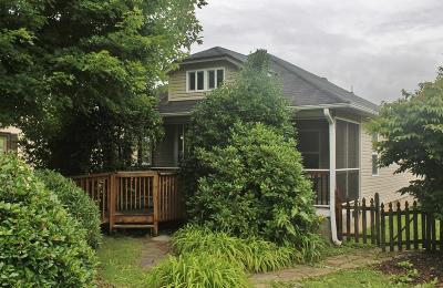 Bryson City Single Family Home Pending/Under Contract: 77 Bryson Avenue