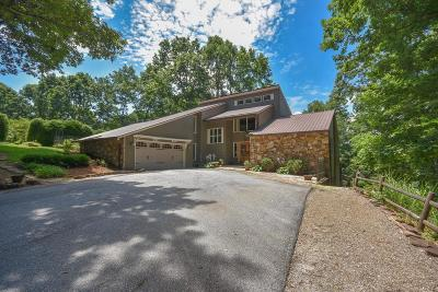 Franklin Single Family Home Pending/Under Contract: 197 Shady Oaks Dr.