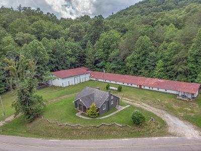 Macon County Single Family Home For Sale: 4909 Mulberry Rd.