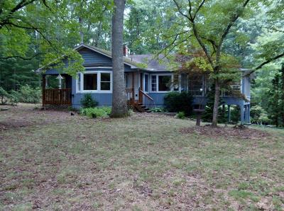 Franklin Single Family Home For Sale: 1348 Louisa Chapel Rd