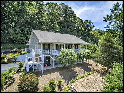 Franklin Single Family Home For Sale: 771 Mill Creek Rd