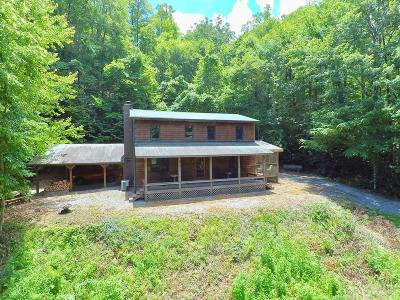 Bryson City Single Family Home Pending/Under Contract