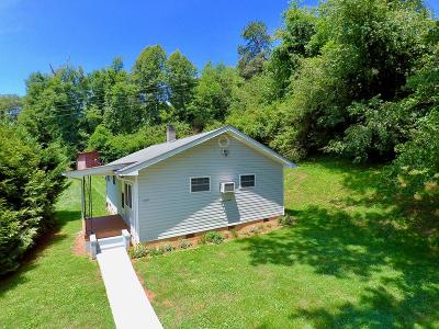 Cullowhee Single Family Home For Sale: 409 Monteith Gap Road