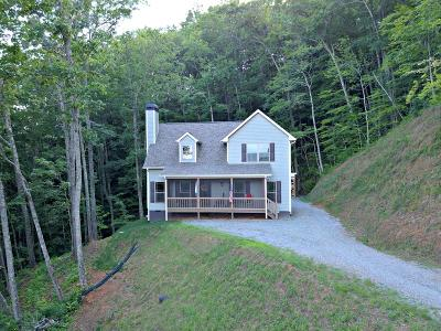 Cullowhee Single Family Home For Sale: 177 Campfire Cove
