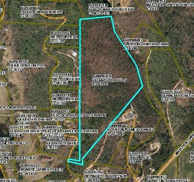 Franklin, Otto Residential Lots & Land For Sale: Snow Hill Falls Circle