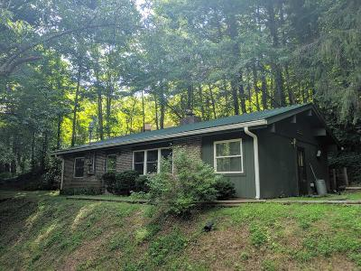 Cullowhee Single Family Home Pending/Under Contract: 88 Oneida