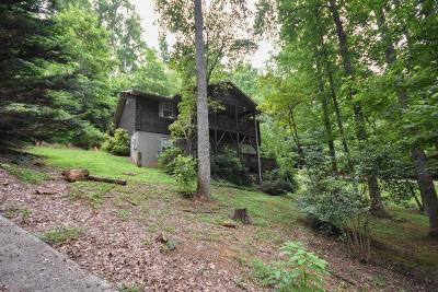 Franklin Single Family Home Pending/Under Contract: 359 Whippoorwill Trail