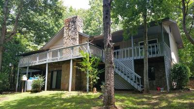 Franklin NC Single Family Home Pending/Under Contract: $179,900
