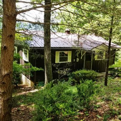 Macon County Single Family Home Pending/Under Contract: 145 Little Mountain Road